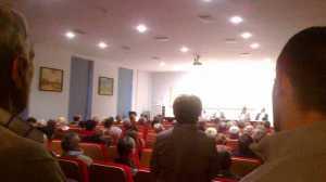 Casa de Cultura de Villarcayo. 25 de Octubre de 2.013